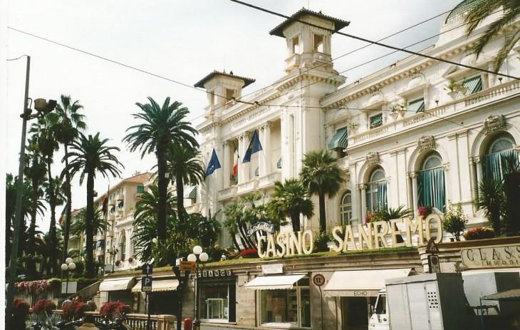 San Remostakin löytyy oma Casino Photo copyright Elämää ja Matkoja