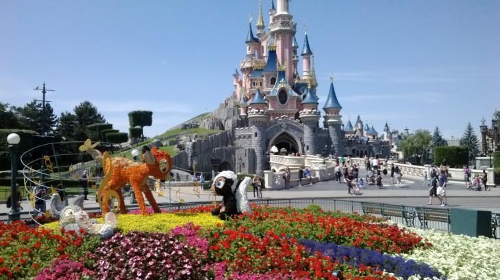 Disneyland Paris on Disneyfanin unelmakohde Photo copyright Elämää ja matkoja