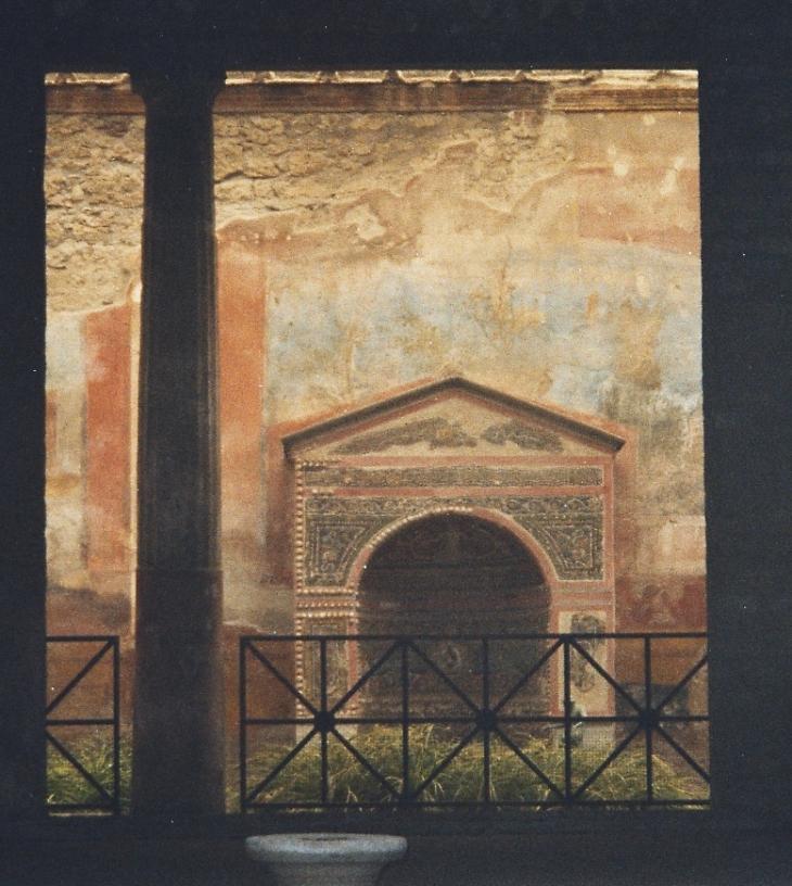 Pompei - Päivä jolloin kaikki pysähtyi