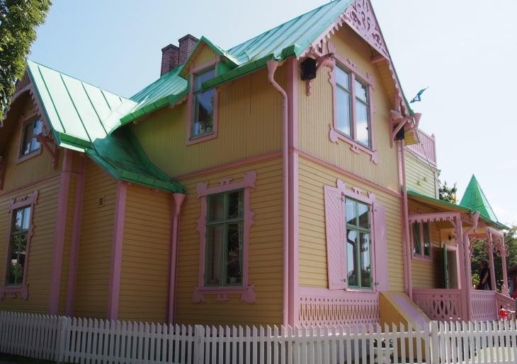 Villa Villekulla - Huvikumpu. Photo copyright Elämää ja Matkoja