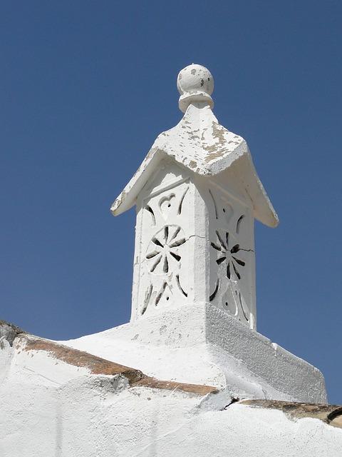 Algarve savupiippu