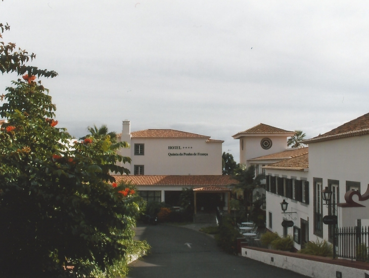 Quinta da Penha de França on jo kolmannen sukupolven omistuksessa oleva perhehotelli. Photo copyright Elämää ja Matkoja