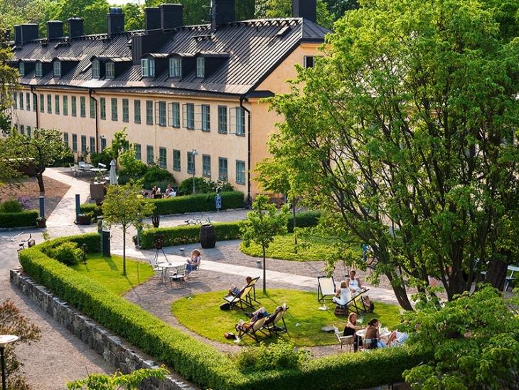 Photo Hotel Skeppsholmen