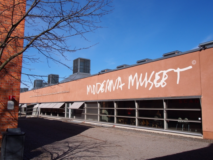 Moderna museet Photo © Elämää ja Matkoja