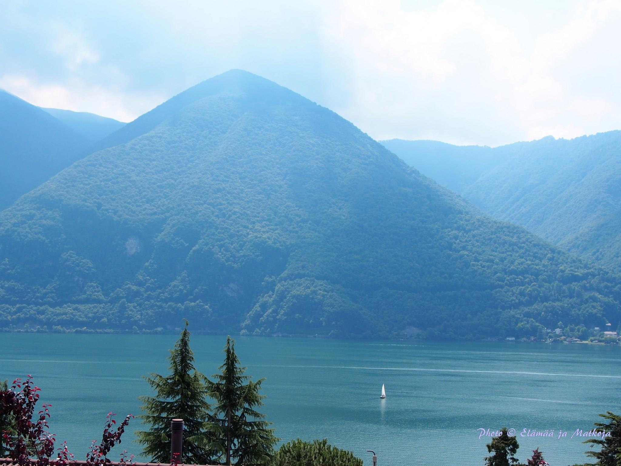 Lagi di Lugano Photo © Elämää ja Matkoja