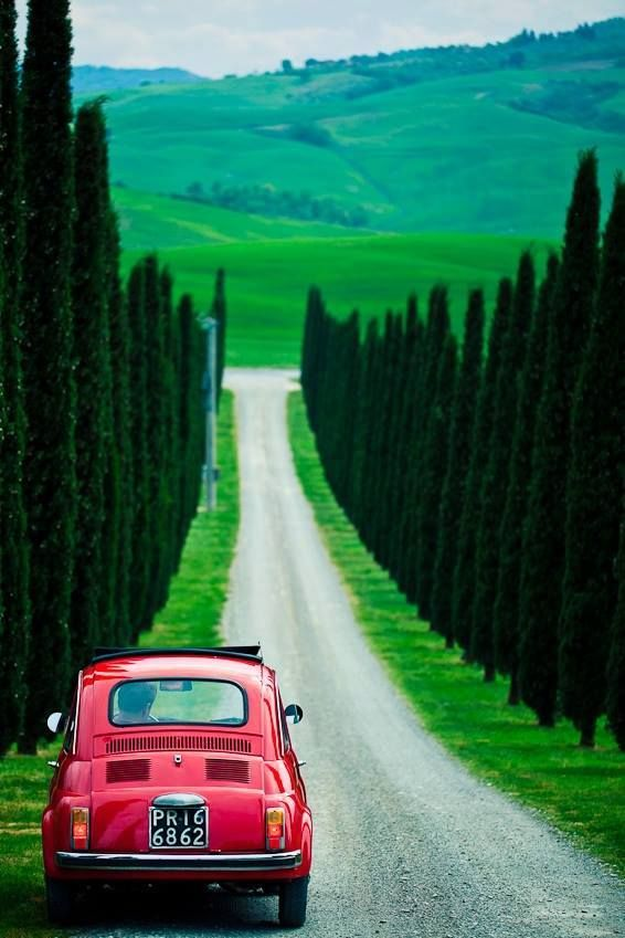 Fiat Toscanassa