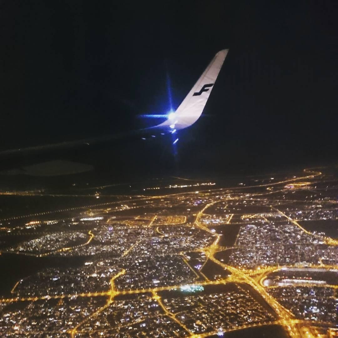 Hyvää huomenta Dubai! Photo © Elämää ja Matkoja