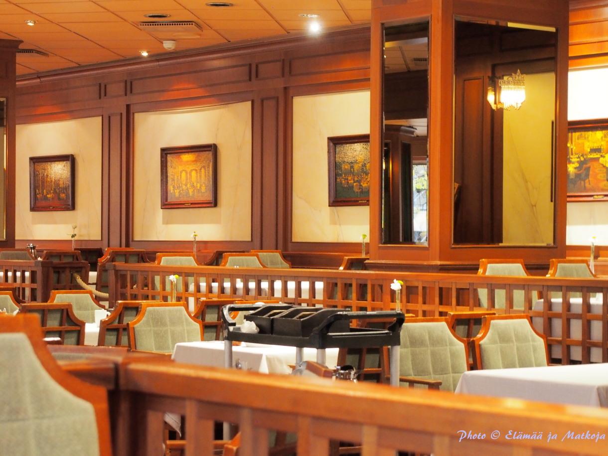 Central ravintola 2 Photo © Elämää ja Matkoja