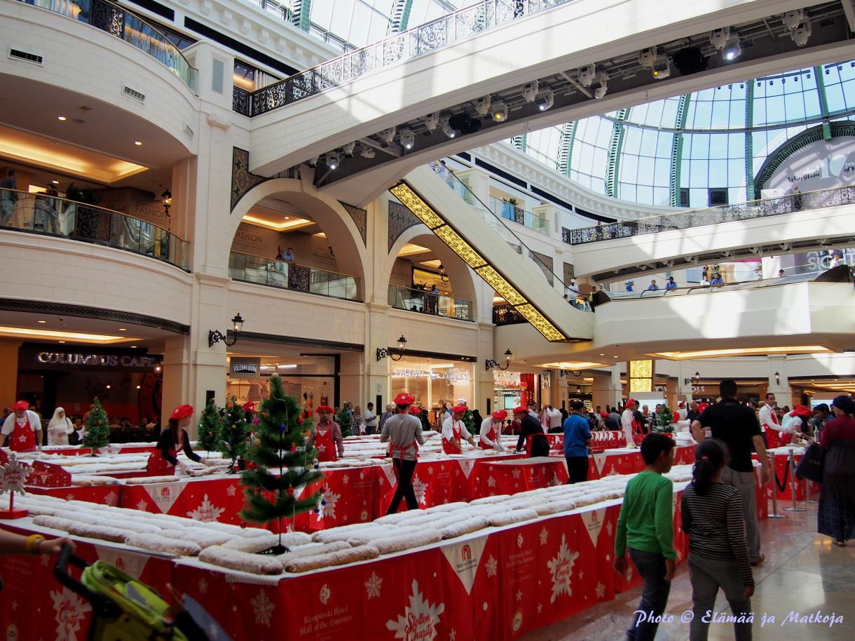 Mall of Emirates Photo © Elämää ja Matkoja