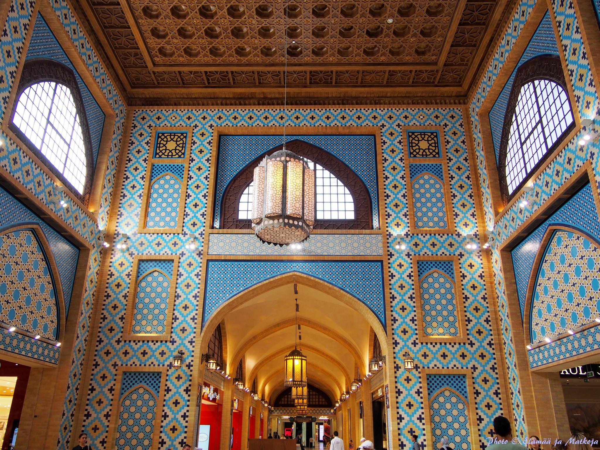 Ibn Battuta Mall Dubai 5 Photo © Elämää ja Matkoja