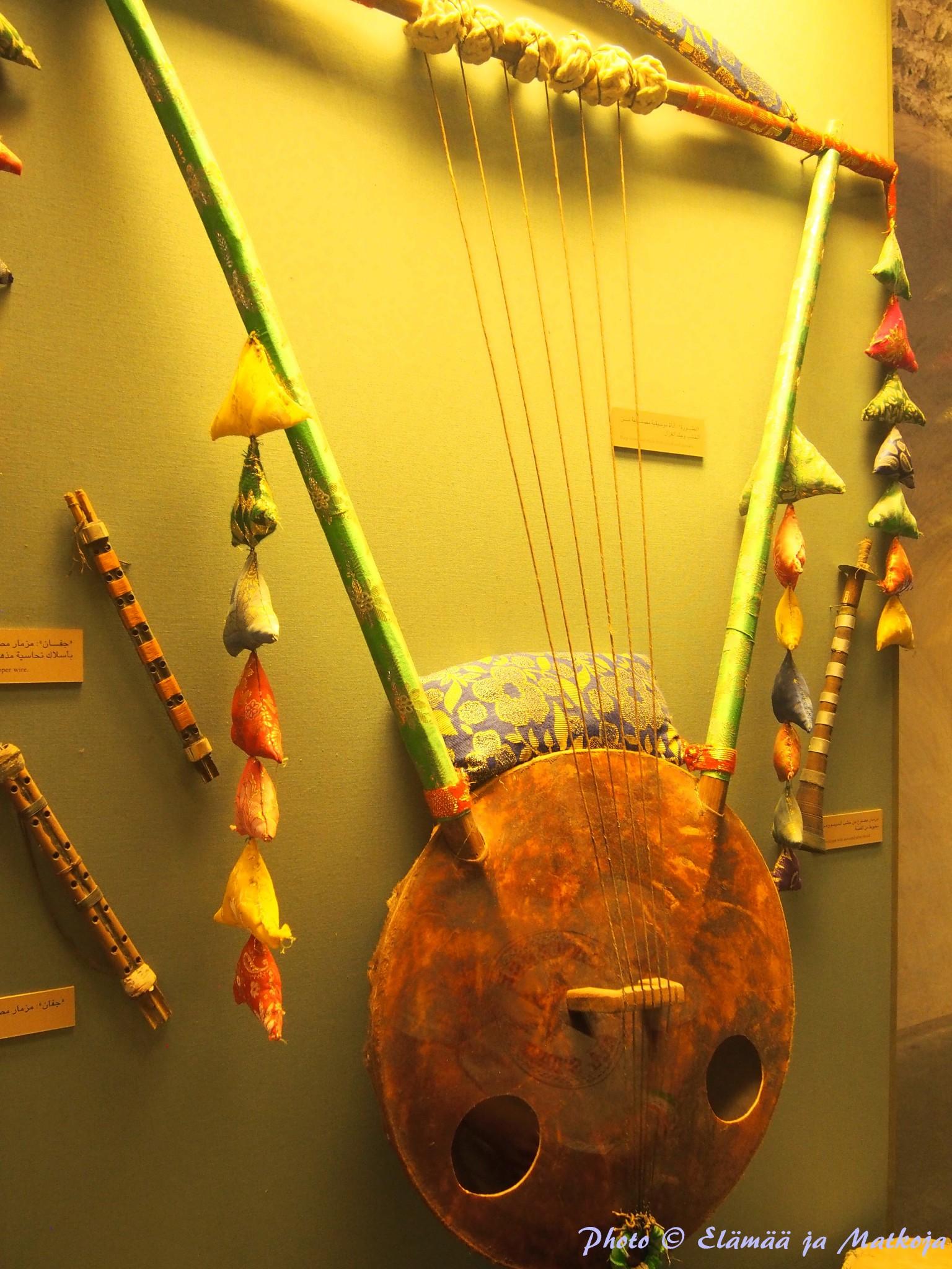 Dubai Museum 13 Photo © Elämää ja Matkoja
