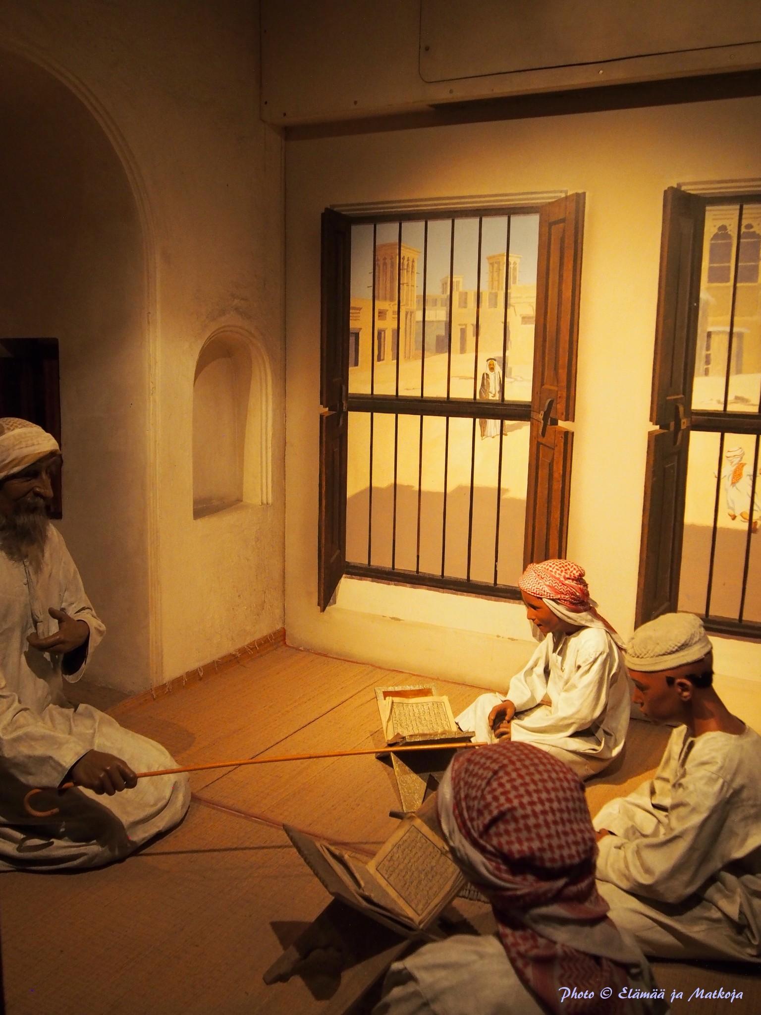 Dubai Museum 18 Photo © Elämää ja Matkoja