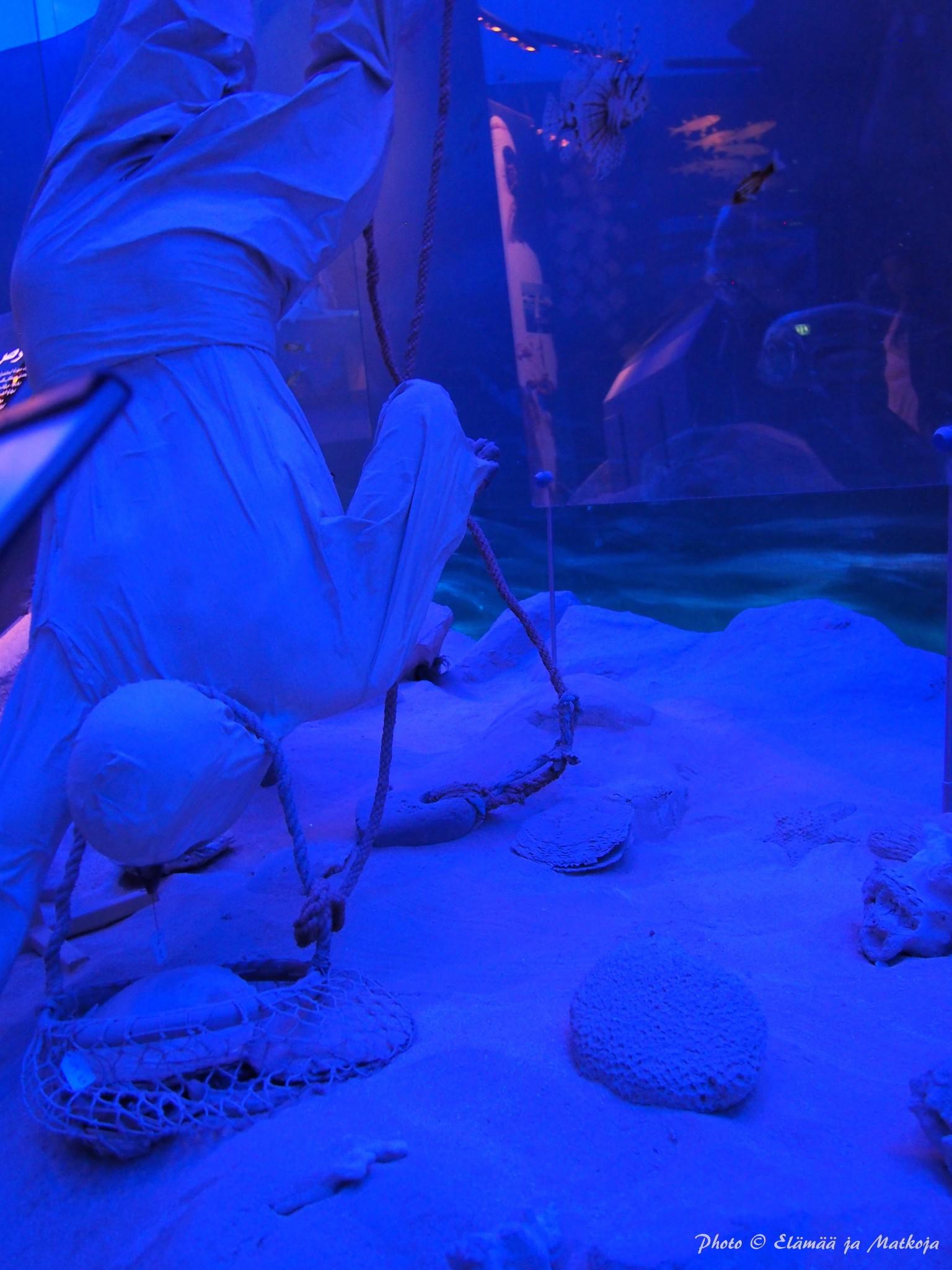 Dubai Museum 19 Photo © Elämää ja Matkoja