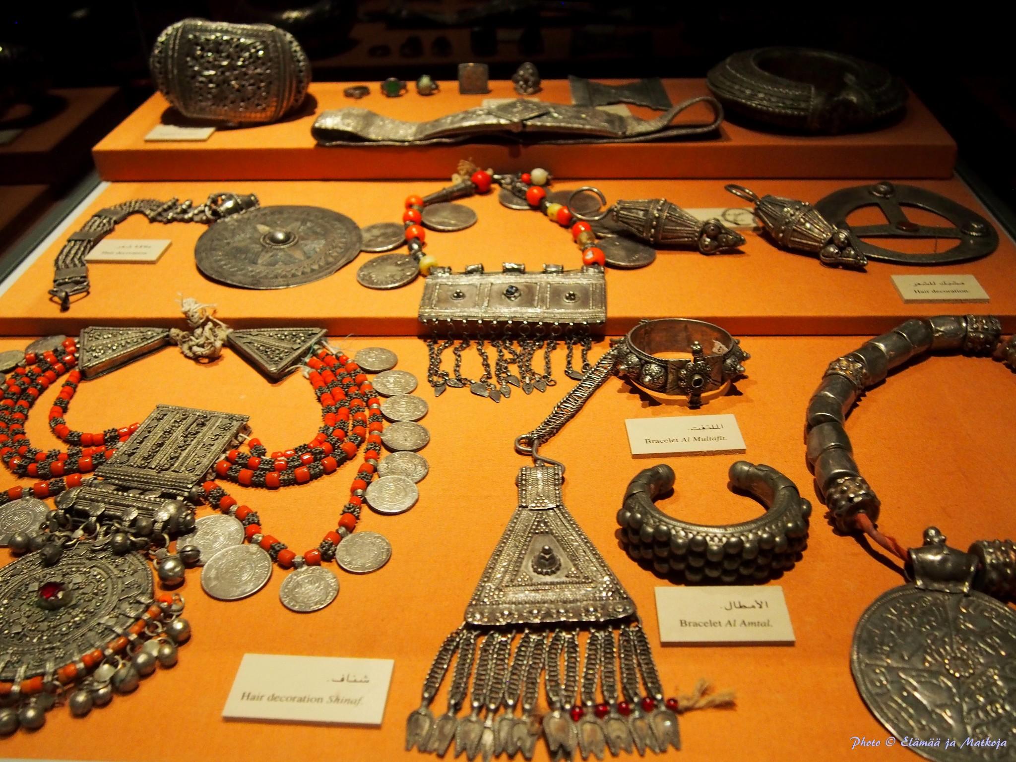 Dubai Museum 21 Photo © Elämää ja Matkoja