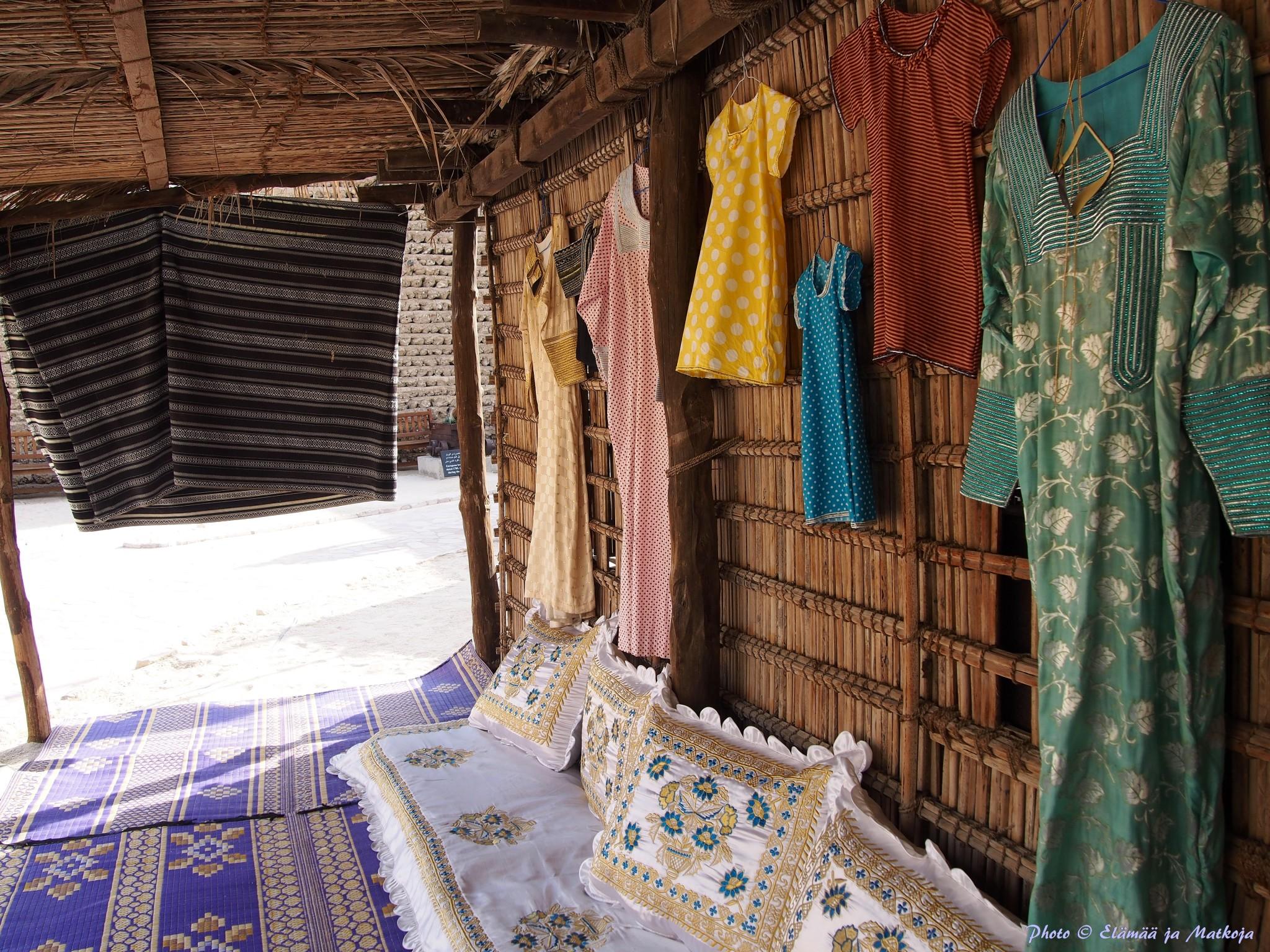 Dubai Museum 6 Photo © Elämää ja Matkoja