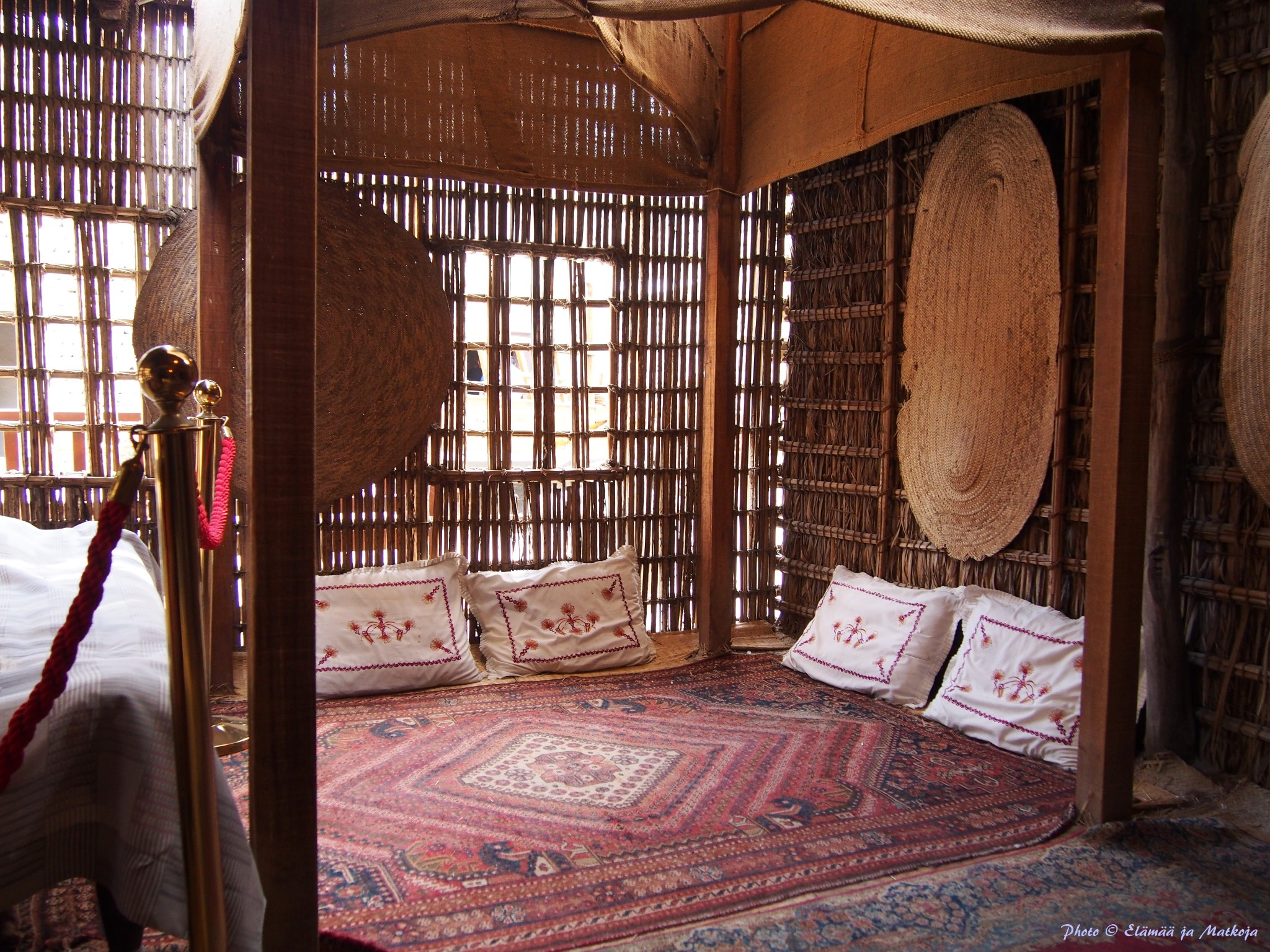 Dubai Museum 7 Photo © Elämää ja Matkoja