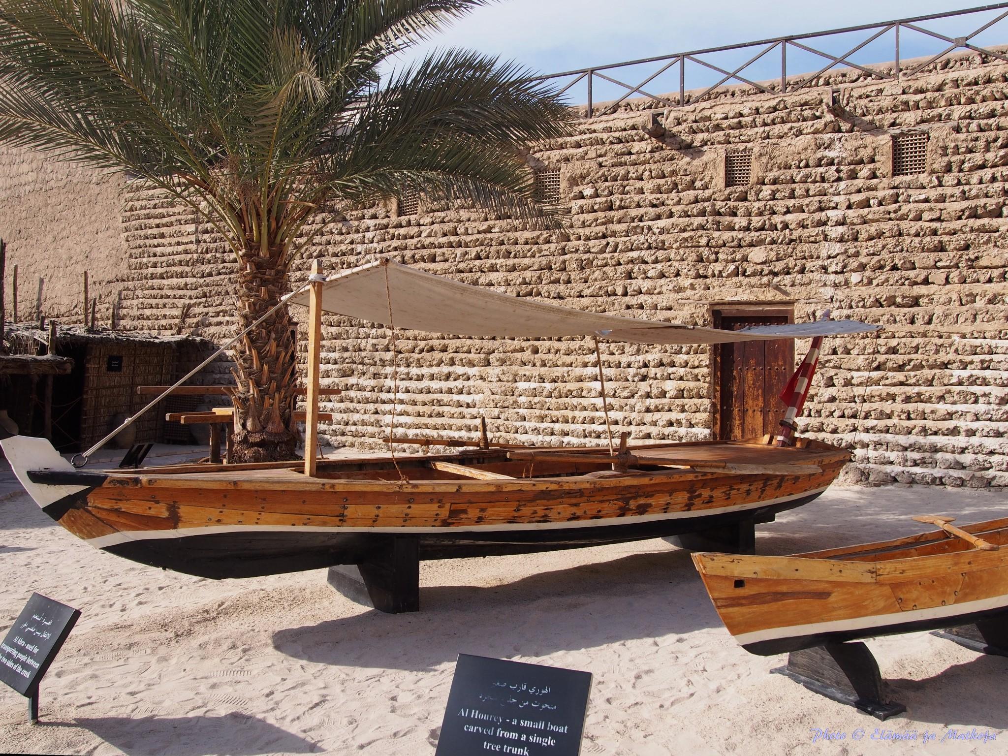 Dubai Museum Photo © Elämää ja Matkoja