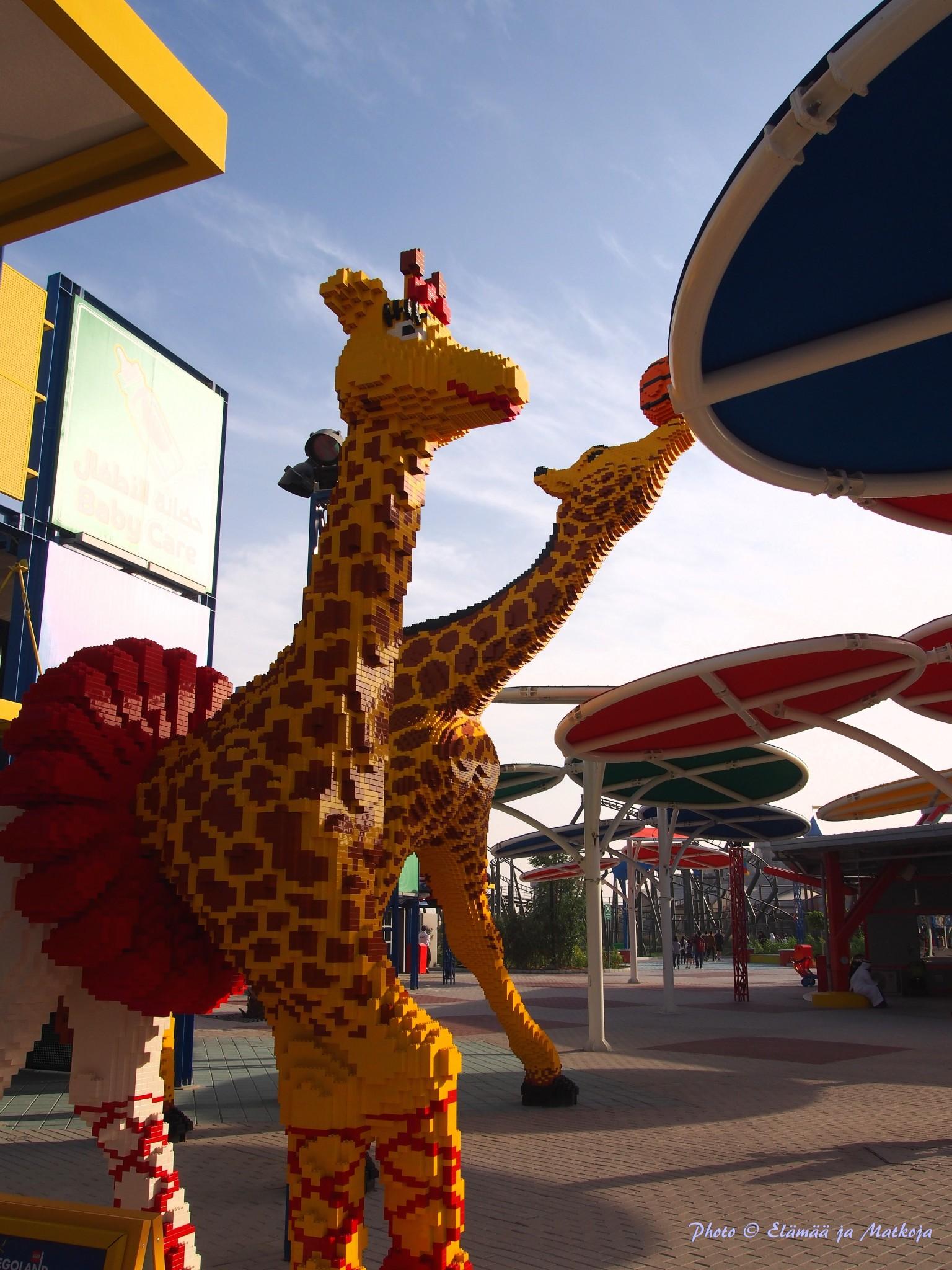 Testissä Legoland Dubai - Hitti vai Huti? - Elämää ja ...