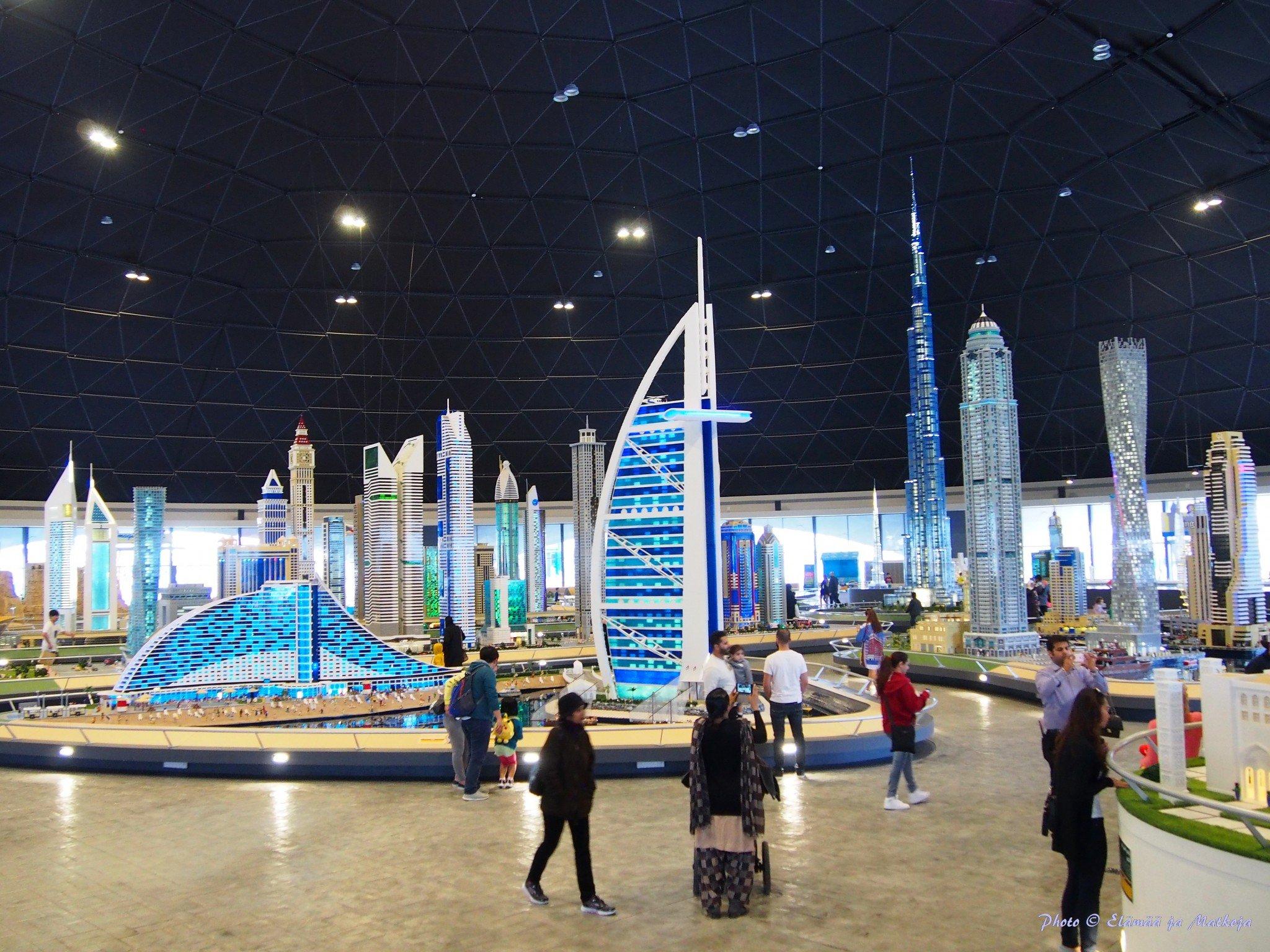 Legoland Dubai 3 Photo © Elämää ja Matkoja