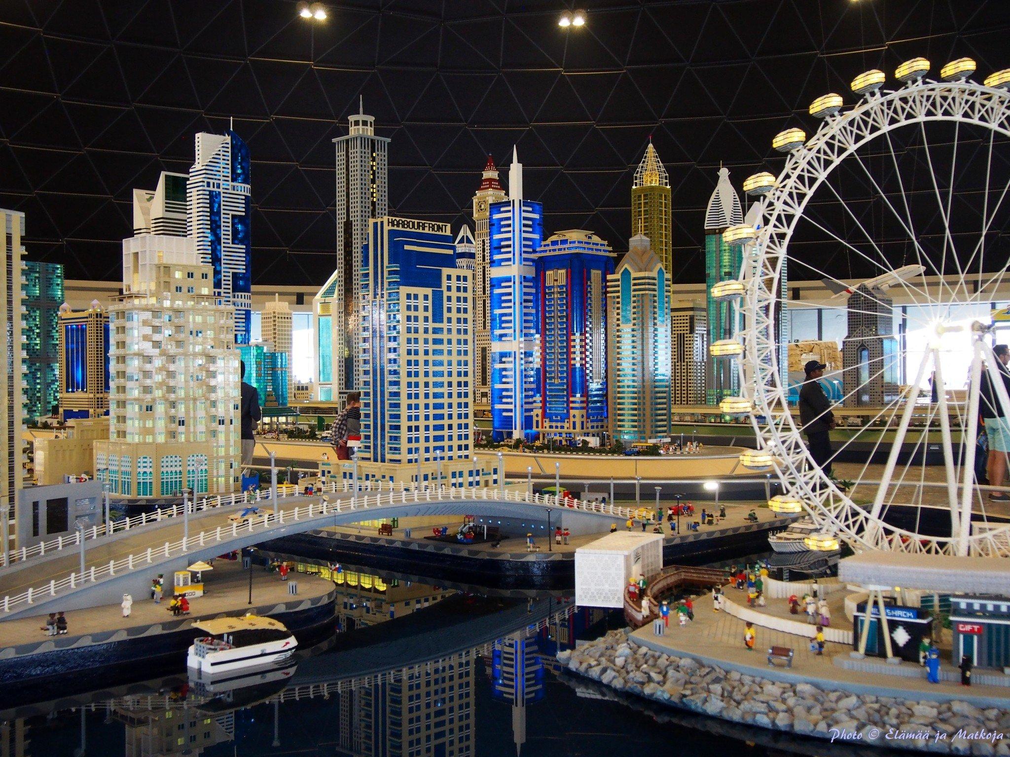 Legoland Dubai 4 Photo © Elämää ja Matkoja