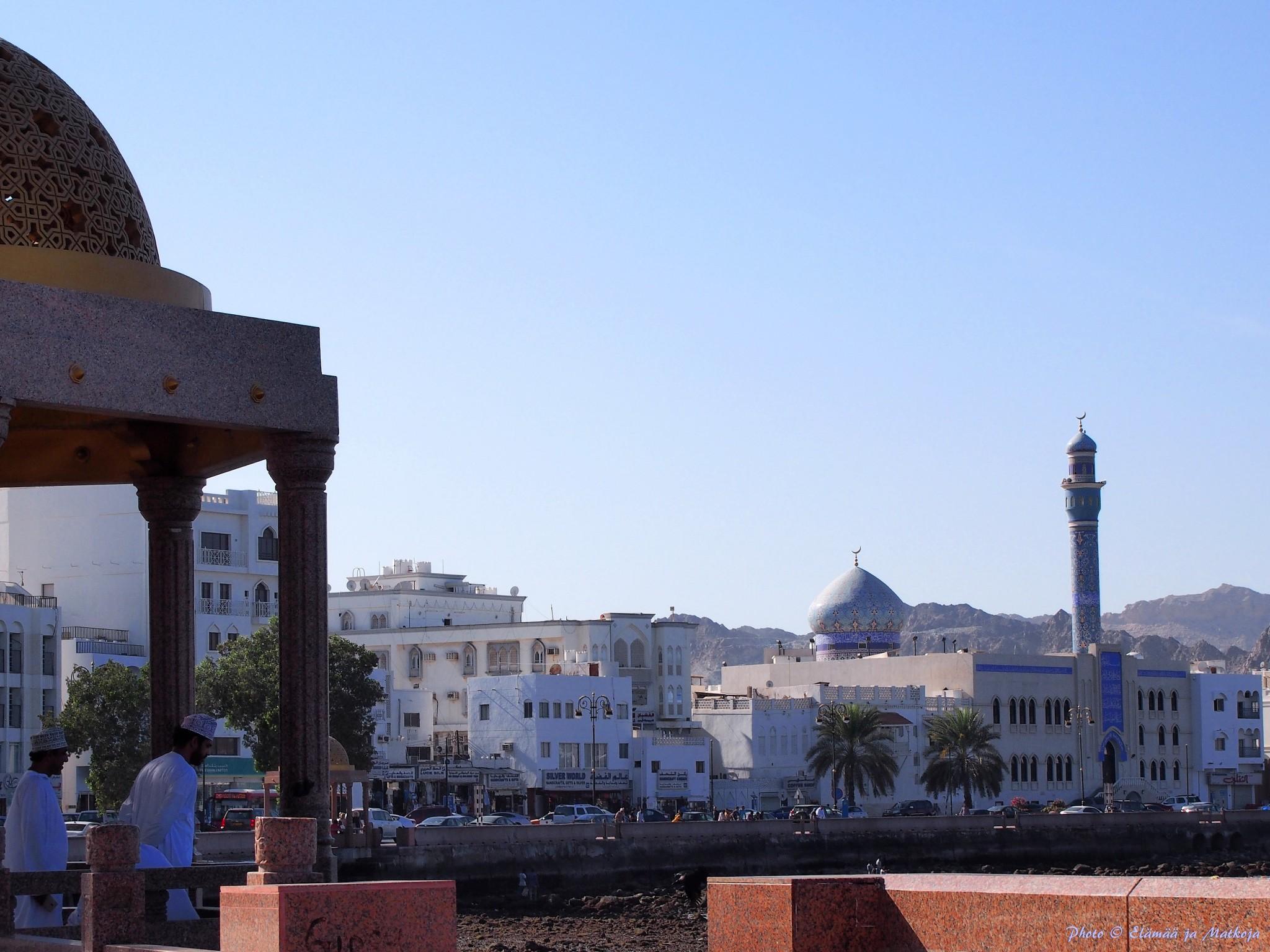 Matrah Oman 2 Photo © Elämää ja Matkoja