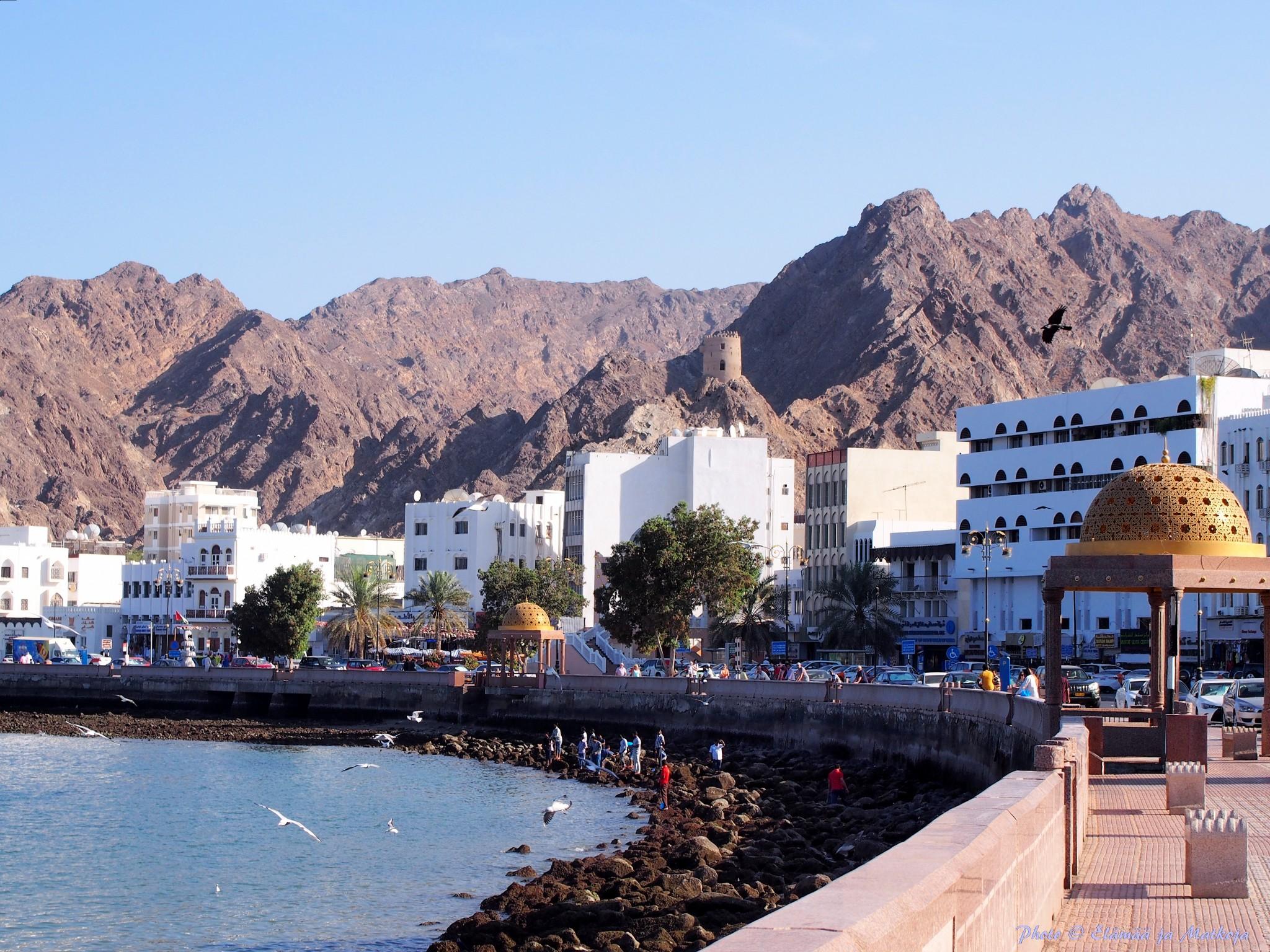 Matrah Oman Photo © Elämää ja Matkoja