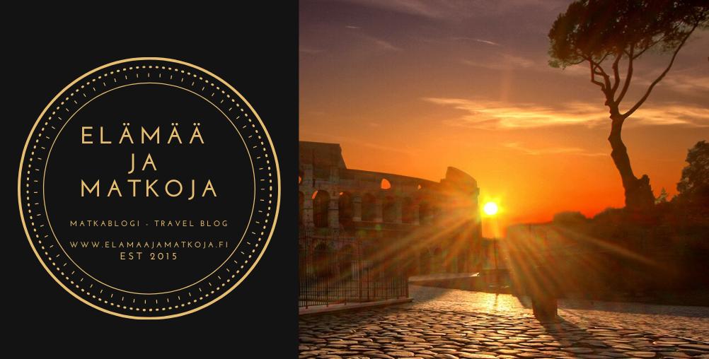 Elämää ja Matkoja matkablogi – travel blog