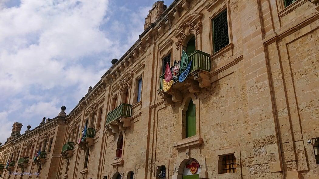 Malta Valletta Cruise Port Elämää ja Matkoja blogi