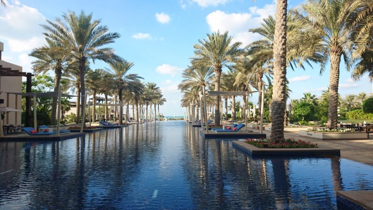 Paras hotelli Abu Dhabissa Park Hyatt