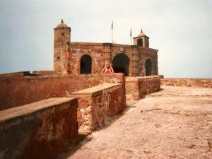 Marokko Essaouira nähtävää ja vinkkejä medina linnake
