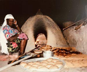 Marokko berberi-ilta ruoanlaittoa
