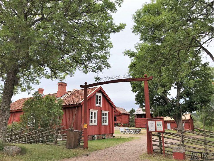 Perinnetaloja, Jan Karlsgården ulkoilmamuseo, Kastelholma nähtävää, Sund, Ahvenanmaa saaristokierroksella, nähtävää saaristossa, matkailu