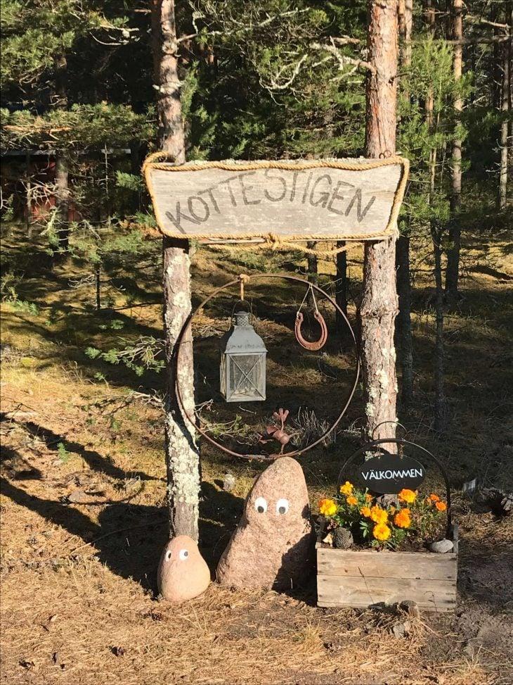 Lenkillä saaristossa viehättäviä paikkoja, Kottestigen, Vårdö, Ahvenanmaa saaristokierroksella, nähtävää saaristossa, matkailu