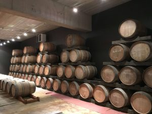 Smakby viinikellari, Kastelholma, Sund