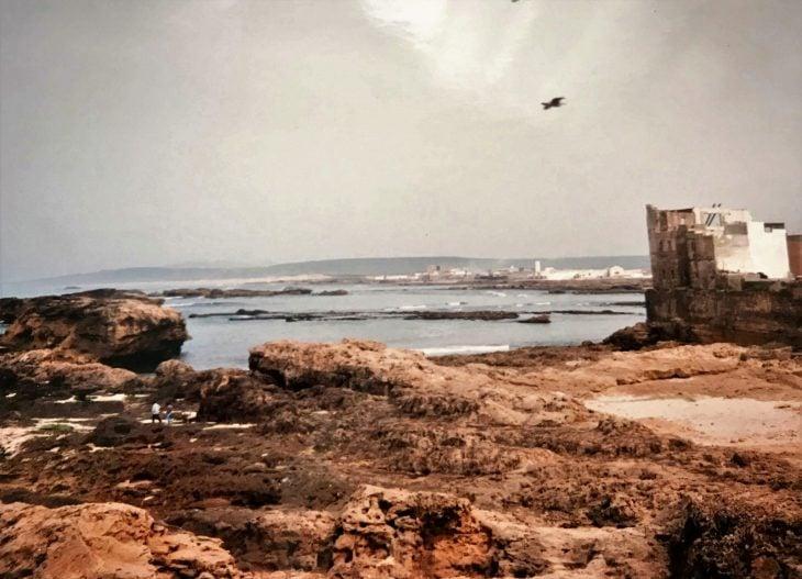 Essaouira, Marokko rannikkoa