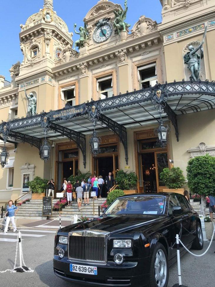 Monaco nähtävyydet Casino