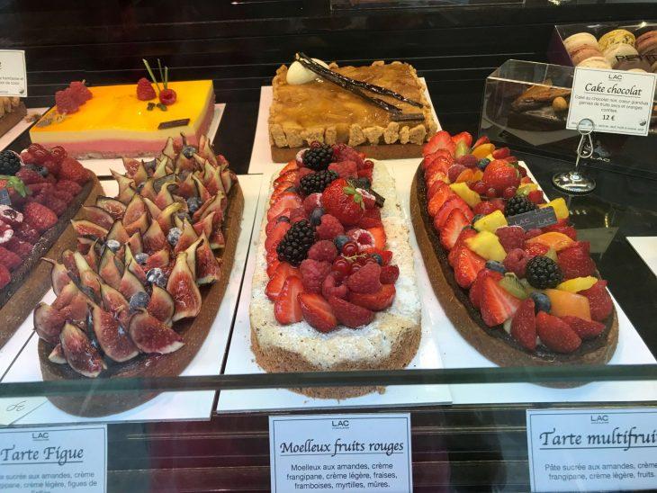 Ranskalaisia leivonnaisia, Nizza Ranska