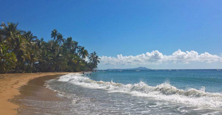 Puerto Rico meri ja rantaa, upea sää ja aurinko