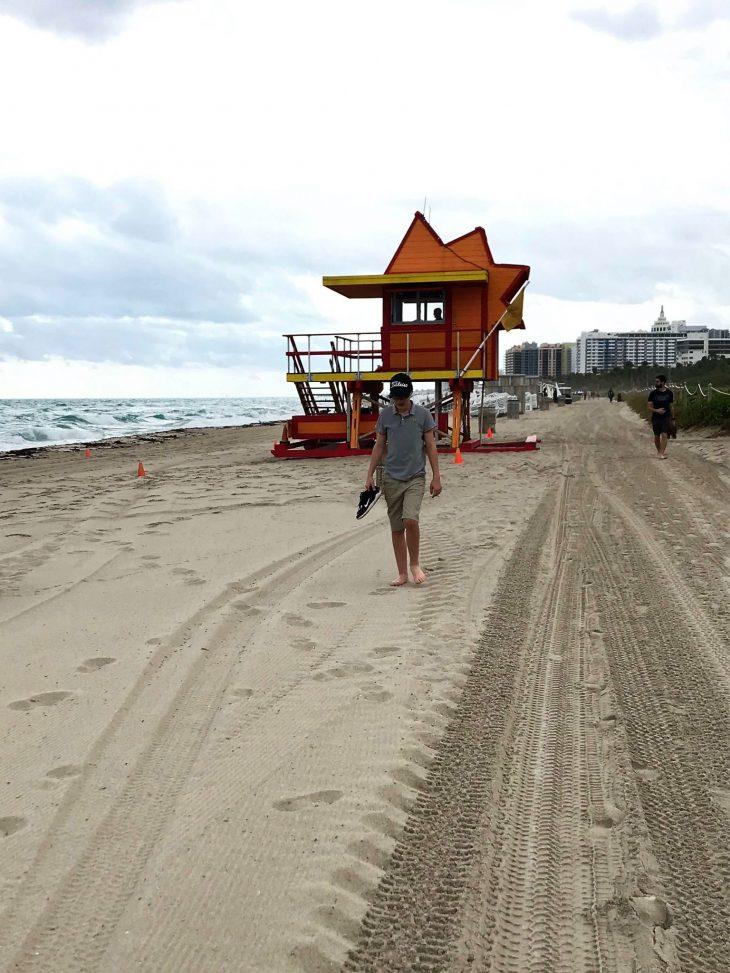 Miami Florida, sää, nähtävää