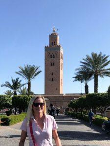 Koutoubia-moskeija, Marrakech medina nähtävää, Marokko
