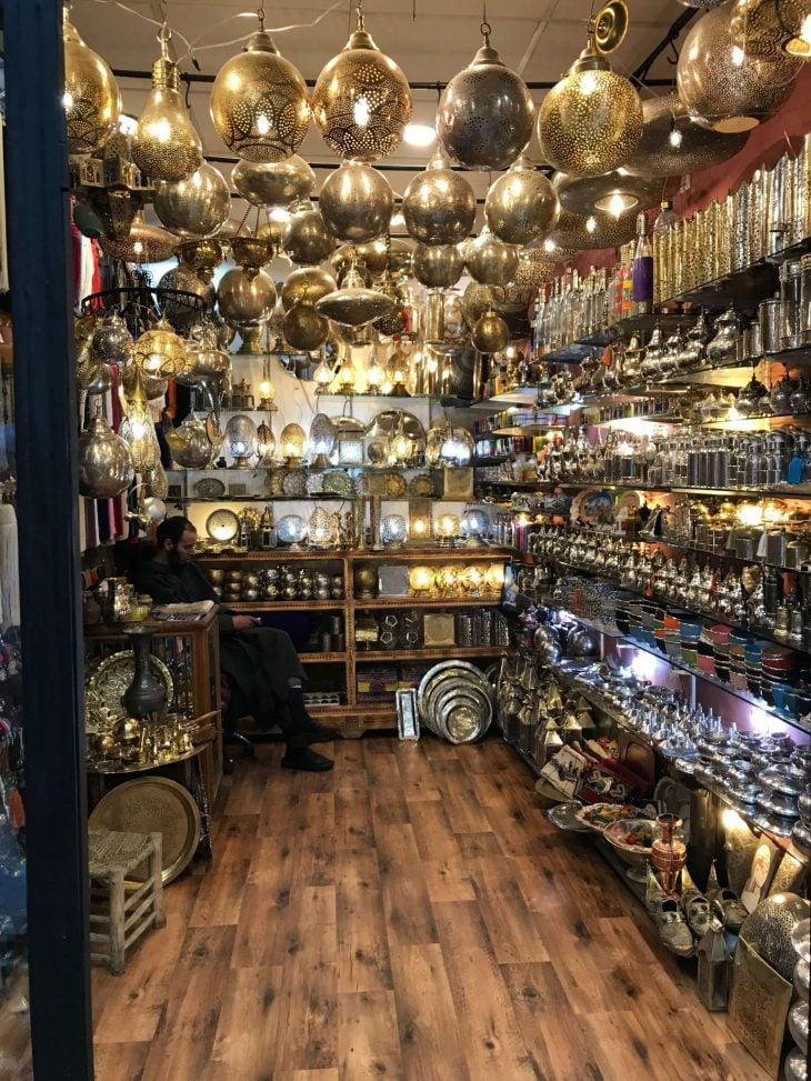 Marokko Marrakech souk nahtavaa medina, kokemukia vanha kaupunki