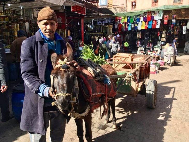 Marokko Marrakech nähtävää medina vanha kaupunki kokemuksia