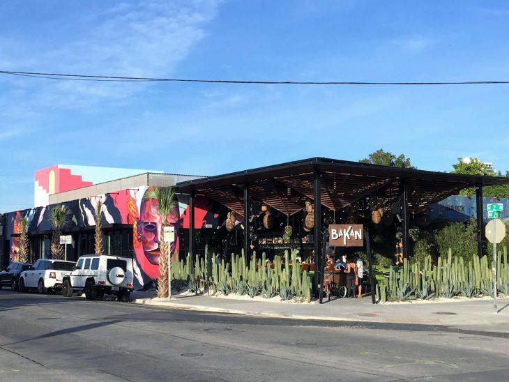 Miami Wynwood värikkäät talot, graffitit, muraalit