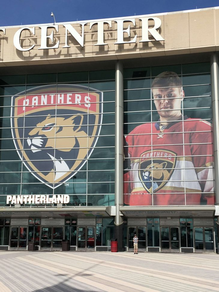Pantherland, Florida Panthers jääkiekkojokkue