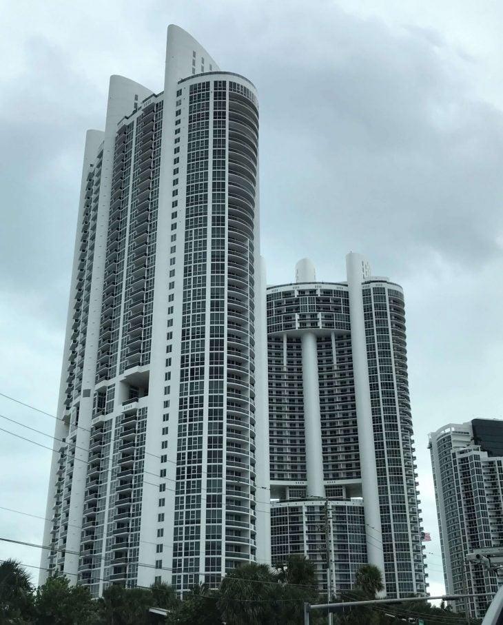 Miami pilvenpiirtäjiä, Florida