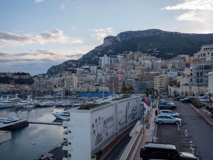 Ranskan Riviera nähtävää, Monaco satamaa