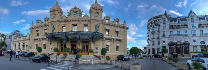 Ranskan Riviera nähtävää, Monaco Monte Carlon kasino
