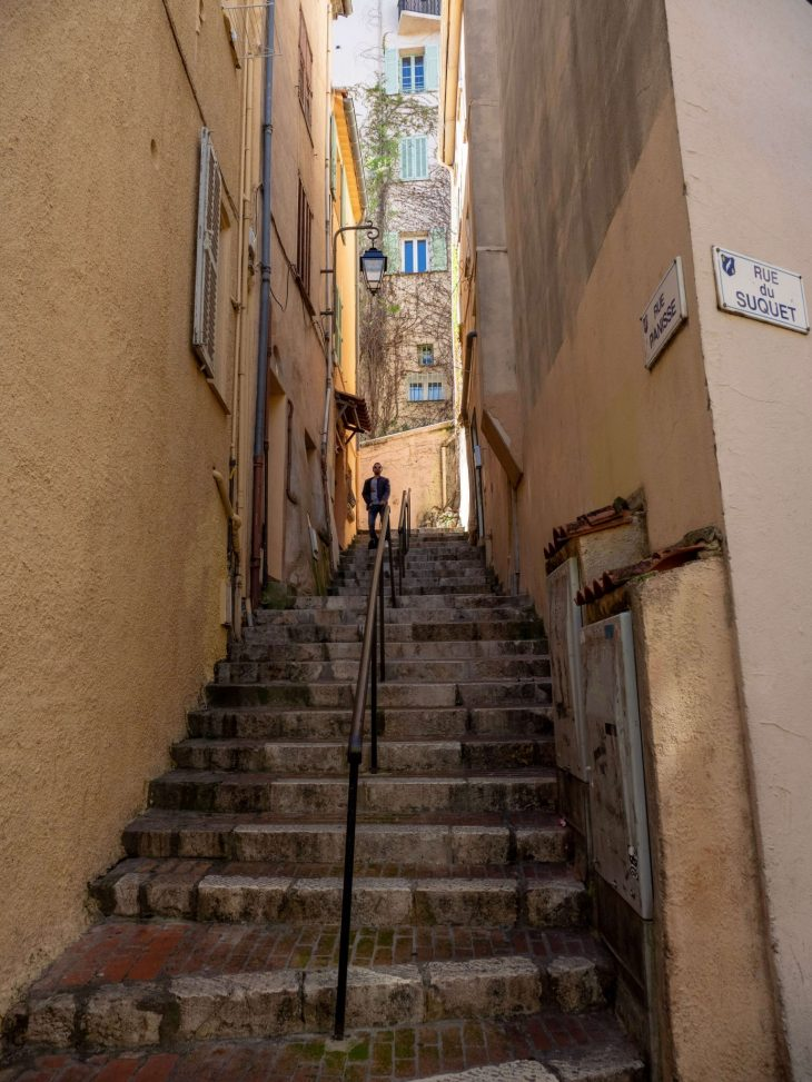 Ranskan Riviera nähtävää, Cannesin vanhassa kaupungissa Le Suquet