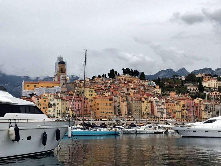 Ranskan Riviera nähtävää, Menton, hurmaava vanha kaupunki lähes Italian rajalla, kokemuksia