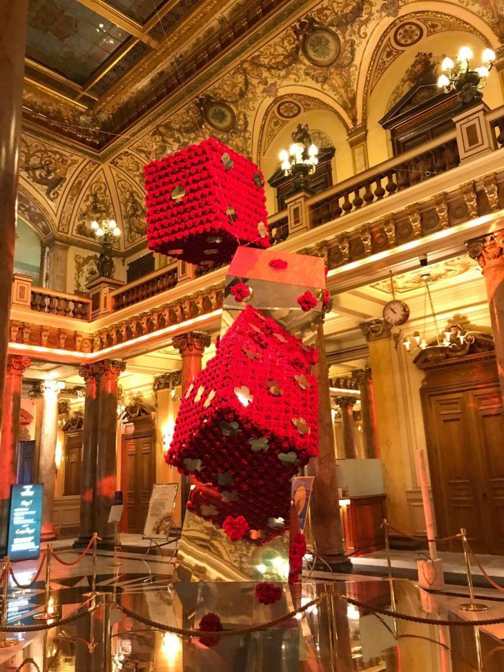 Ranskan Riviera nähtävää, Monaco Monte Carlon kasino kokemuksia